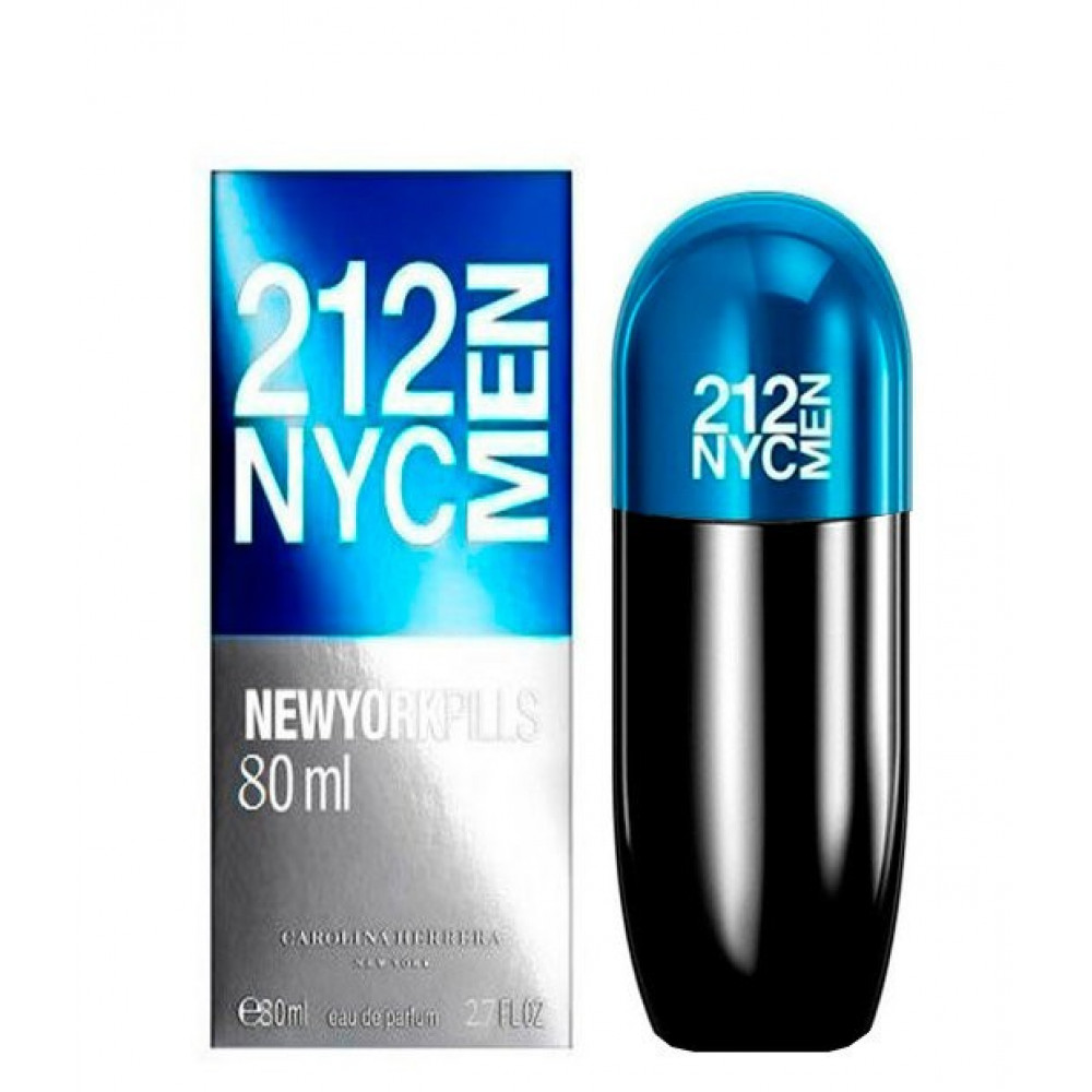 Carolina Herrera 212 NEW YORK PILLS men