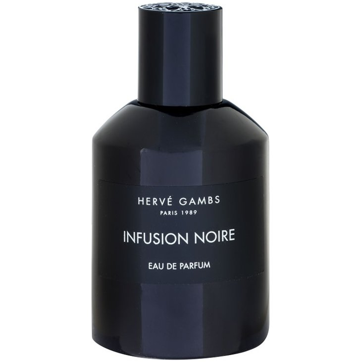 Herve Gambs INFUSION NOIRE