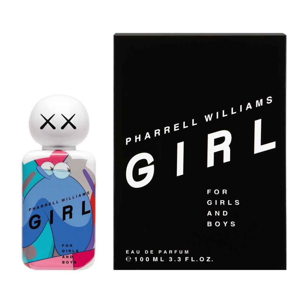 PHARRELL WILLIAMS GIRL