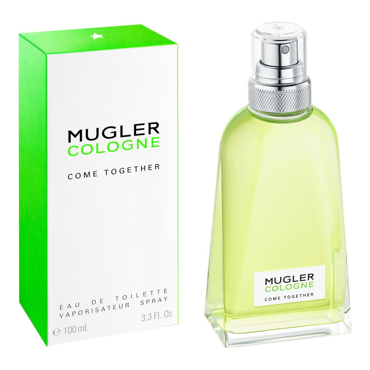 T.Mugler COLOGNE COME TOGETHER