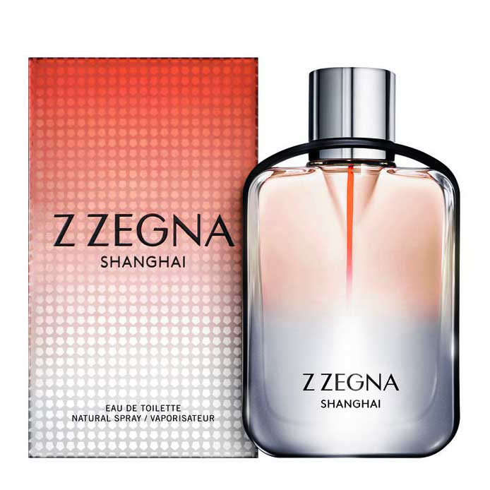 "Zegna ""Z"" SHANGHAI men"