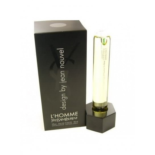 YSL L' HOMME by JEAN NOUVELE men