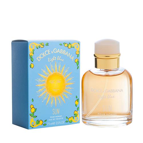 Dolce & Gabbana Light BLUE  SUN MEN