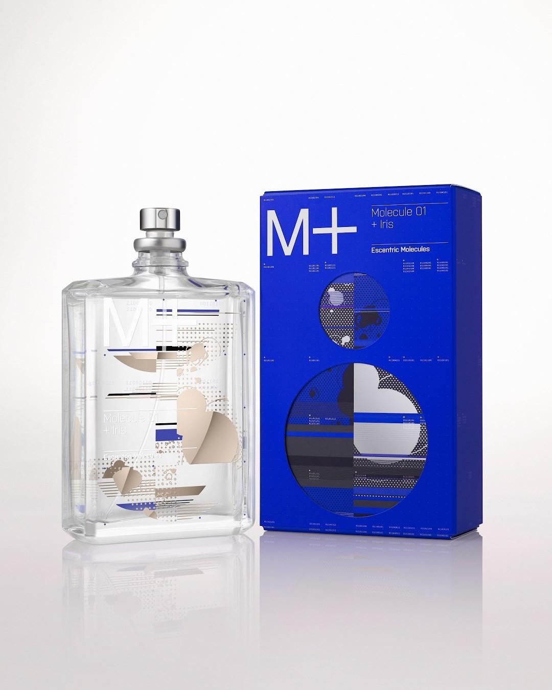 Escentric Molecules Molecules 01 + Iris 100ml